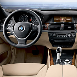 Interni BMW X5